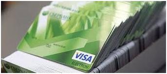 Быстрые займы на крединтую карту Сбербанка.