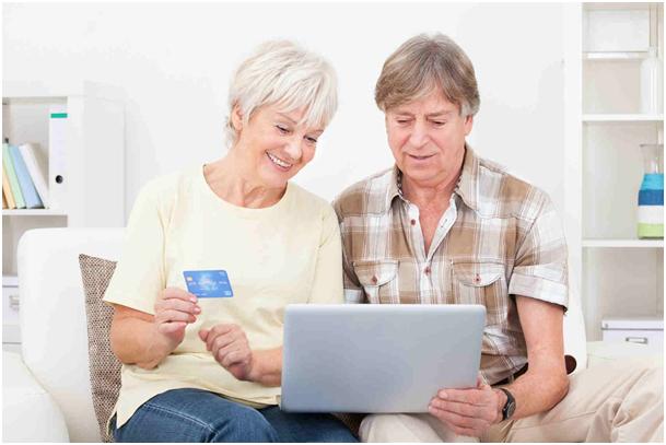 Теперь и пенсионеры могут получит займ круглосуточно на банковскую карту.