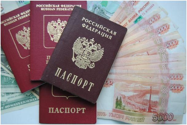 Как взять займ по паспорту на карту?